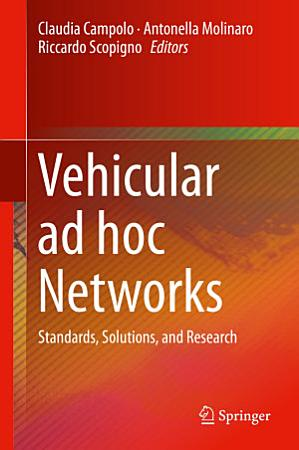 Vehicular ad hoc Networks PDF