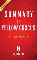 Summary Of Yellow Crocus PDF