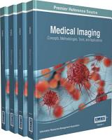 Medical Imaging  Concepts  Methodologies  Tools  and Applications PDF