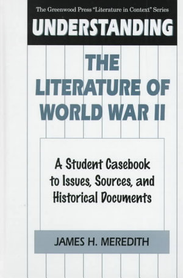 Understanding the Literature of World War II PDF
