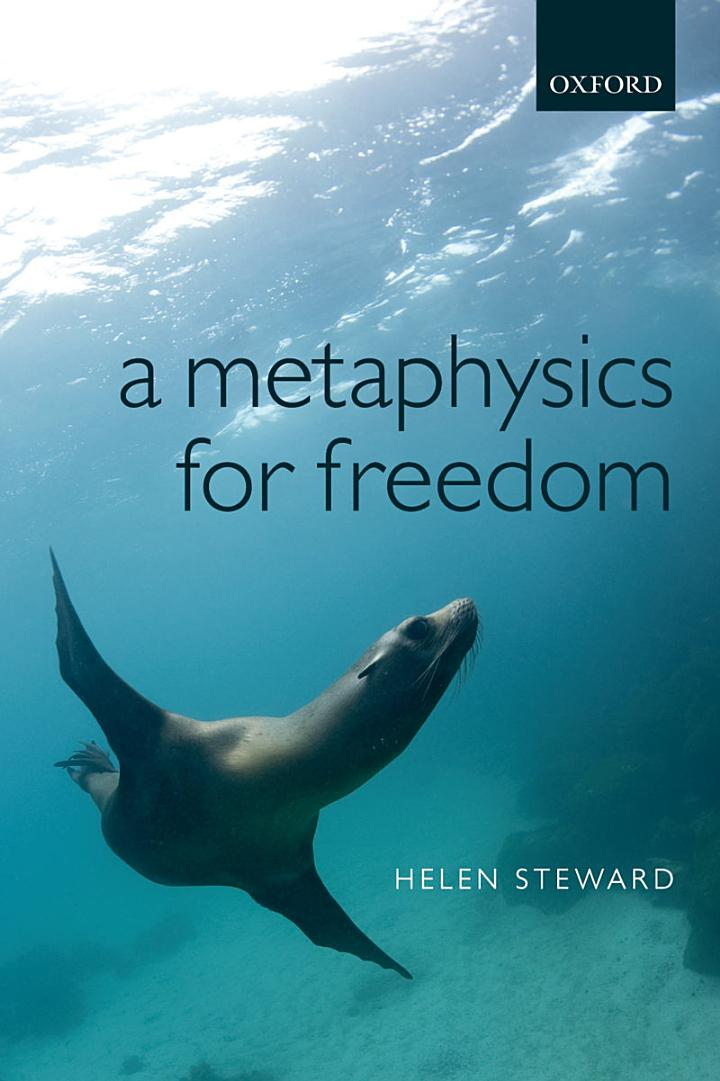 A Metaphysics for Freedom