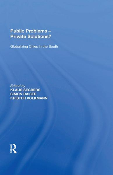 Download Public Problems   Private Solutions  Book