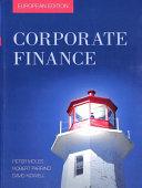 Corporate Finance   European Edition   WileyPLUS Card Set