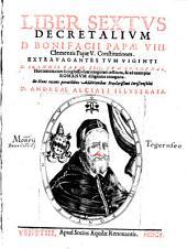 Clementinae constitutiones