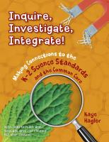 Inquire  Investigate  Integrate  PDF
