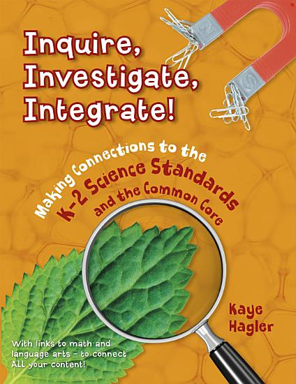 Inquire  Investigate  Integrate  PDF