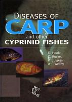 Diseases of Carp and Other Cyprinid Fishes PDF