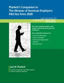 E-Book Plunkett's Companion to the Almanac of American Employers 2020