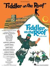 Fiddler on the Roof (Songbook): Vocal Selections