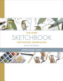 The Laws Sketchbook for Nature Journaling Book