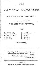 The London Magazine, Or, Gentleman's Monthly Intelligencer: Volume 4