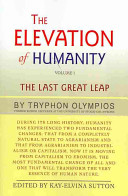 The Elevation of Humanity