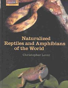 Naturalized Reptiles and Amphibians of the World PDF