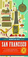 City Scratch Off Map  San Francisco PDF