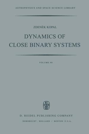 Dynamics of Close Binary Systems