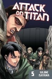 Attack on Titan: Volume 5