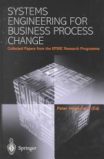 Systems Engineering for Business Process Change PDF