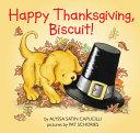 Happy Thanksgiving  Biscuit