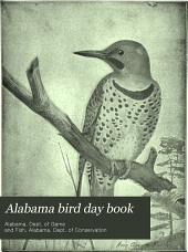 Alabama Bird Day Book