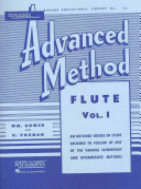 Rubank Advanced Method - Flute