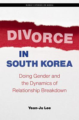 Divorce in South Korea PDF