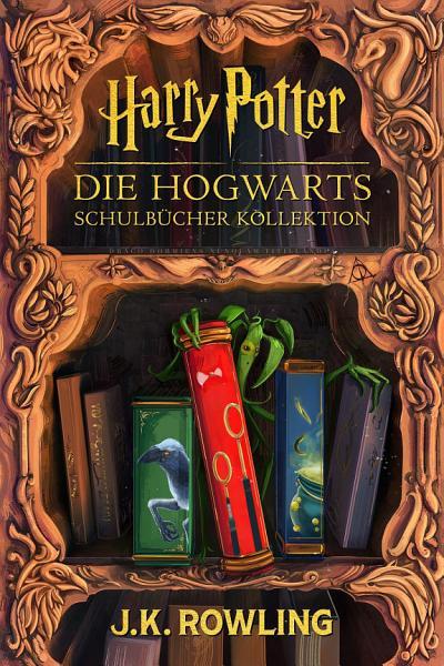Die Hogwarts Schulbucher Kollektion