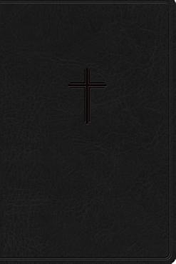 KJV Everyday Study Bible  Black LeatherTouch PDF