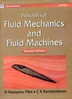 Principles Of Fluid Mechanics And Fluid Machines  second Edition  PDF