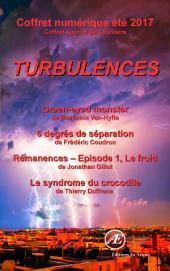 Turbulences: Coffret de 4 thrillers