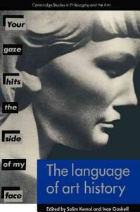 The Language of Art History Book