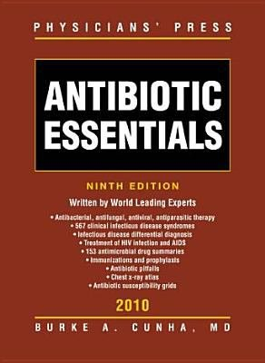 Antibiotic Essentials 2010 PDF