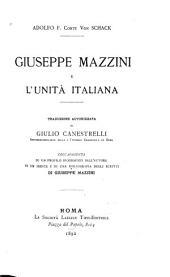 Giuseppe Mazzini e l' unità
