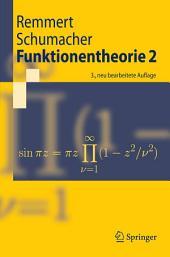 Funktionentheorie 2: Ausgabe 3