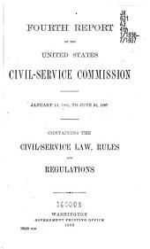 Report of the United States Civil-Service Commission