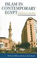 Islam in Contemporary Egypt