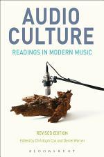 Audio Culture, Revised Edition