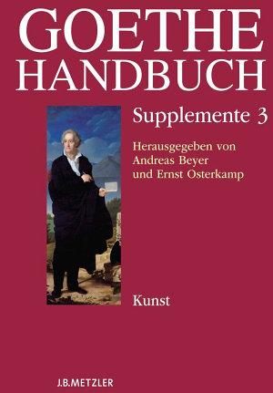 Goethe Handbuch Supplemente PDF