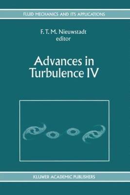 Advances in Turbulence IV PDF