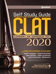 Self Study Guide Clat 2020 Book PDF
