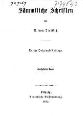Sämmtliche Schriften: Band 15