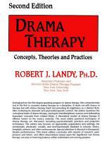 DRAMA THERAPY PDF
