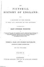 The Pictorial History of England  i e 6 1785 1791 PDF