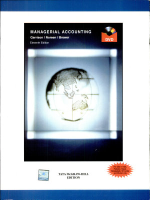 Managerial Accounting 11E W Dvd PDF
