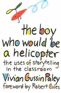 The Boy Who Would Be a Helicopter Book