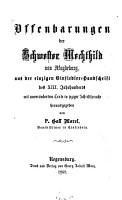 Offenbarungen der Schwester Mechthild von Magdeburg PDF
