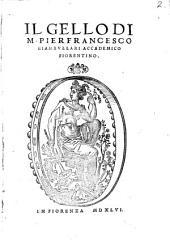 Il Gello Di M. Pierfrancesco Giambullari Accademico Fiorentino