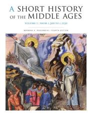 A Short History of the Middle Ages  Volume I PDF