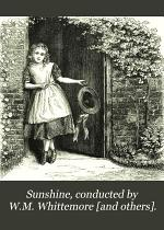 Sunshine, conducted by W.M. Whittemore [and others].