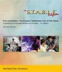 The S  T  A  B  L  E  Program Instructor Manual