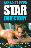 Gay Adult Video Star Directories PDF